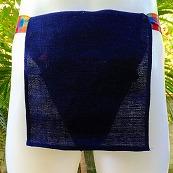ふんどし手織綿紺03