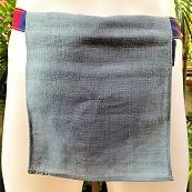 ふんどし手織綿灰色01